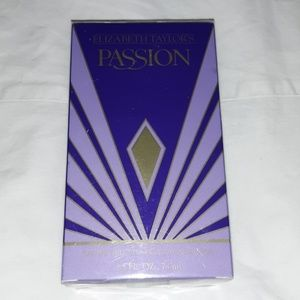 NEW Elizabeth Taylor's Passion 2.5 oz Spray